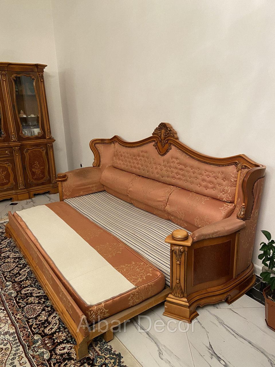 Элитная антикварная румынская мебель - фото 9
