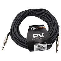 Акустический кабель Jack-Jack 15 м Peavey PV 50' 16G S/S