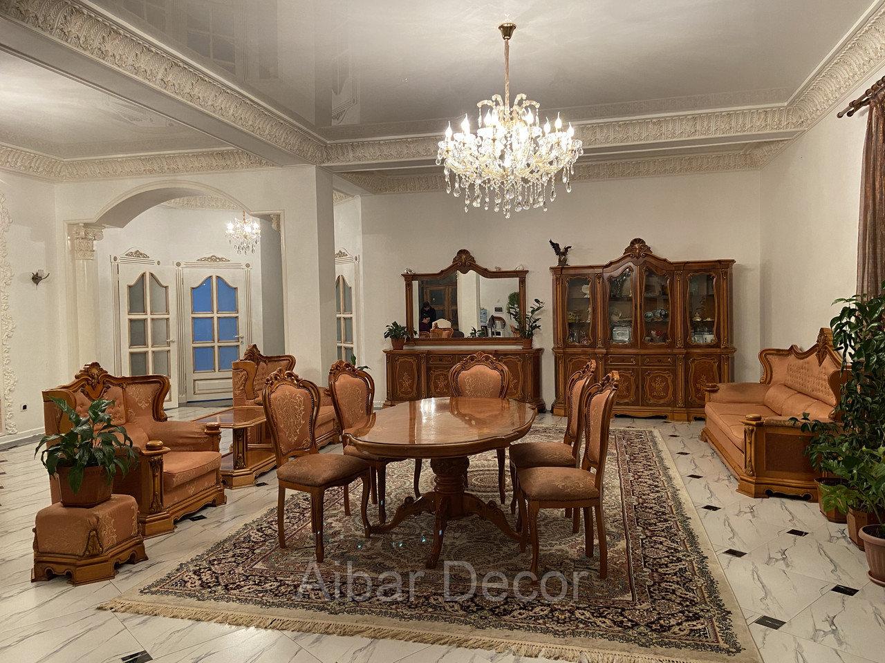 Элитная антикварная румынская мебель - фото 10