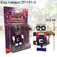 """Набор фигурок игровой для детей из серии Майнкрафт """"Minecraft"""" с кинжалом 2 предмета 03"""