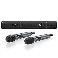 Радиосистема с двумя микрофонами Sennheiser XSW 1-825 DUAL-B