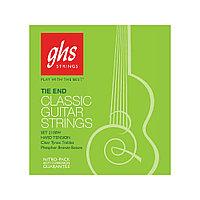 Струны для классической гитары GHS Strings 2100W Phosphor Bronze