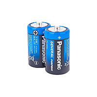 Батарейка солевая Panasonic General Purpose R14BER/2P