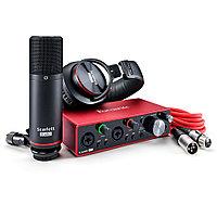Комплект для звукозаписи Focusrite scarlett 2i2 Studio 3nd GEN
