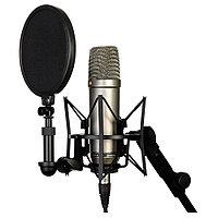Студийный микрофон с поп-фильтром Rode NT1-A