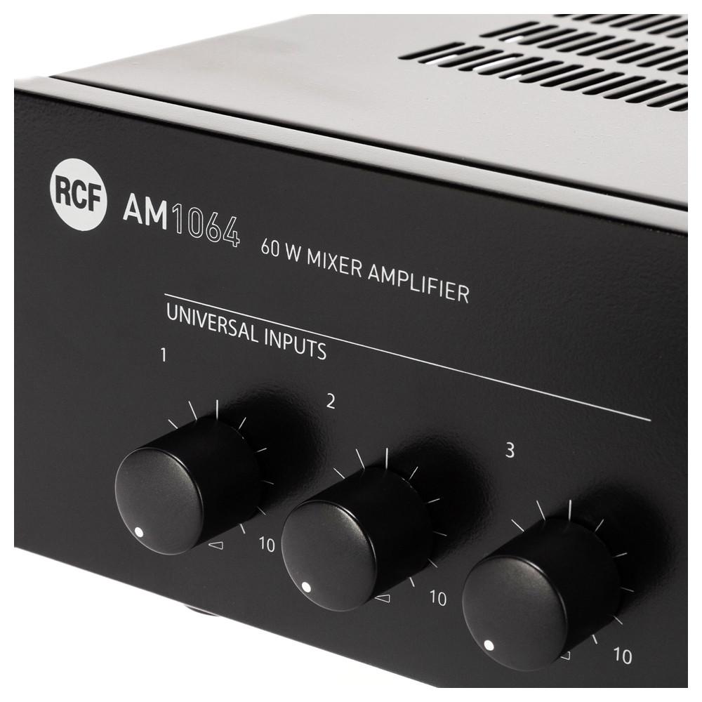 Микширующий трансляционный усилитель RCF AM 1064 - фото 6
