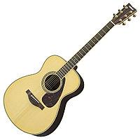 Электроакустическая гитара Yamaha LS6 ARE