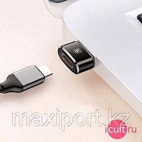 Разъем Baseus USB Type-C - USB (CAAOTG) переходник type c