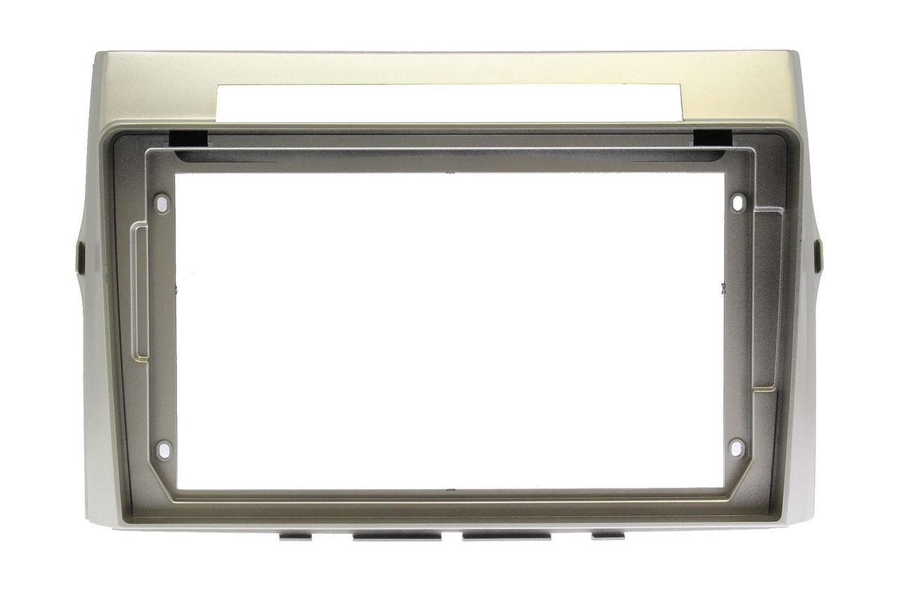 Рамки для автомагнитол Toyota Corolla Verso 2004-2009 MFB дисплей