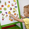 """Набор магнитов """"Мой маленький мир. Овощи, фрукты"""" VT3106-03, фото 4"""