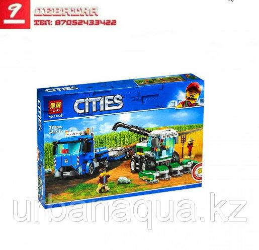 Конструктор Лего Сити