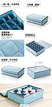 Органайзер для белья из 16 ячеек (голубой), фото 3