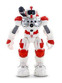 """Радиоуправляемый умный робот """"Пожарник"""" (брызгает водой)"""