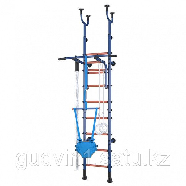 Детский спортивный комплекс Polini Sport Active, синий 01-31279