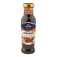 Sen Soy Teriyaki sauce. Терияки соус для маринования, 320 мл
