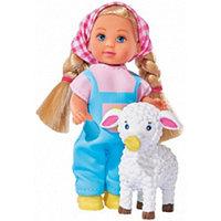 Куколка Simba Эви с домашними животными 10 5737108