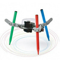 Конструктор-игрушка Робот-художник Bradex DE 0119
