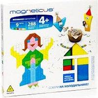 """Мини мозаика Magneticus""""Ангелы"""" / 288 элементов / 9 цветов Magneticus MM-17BL"""