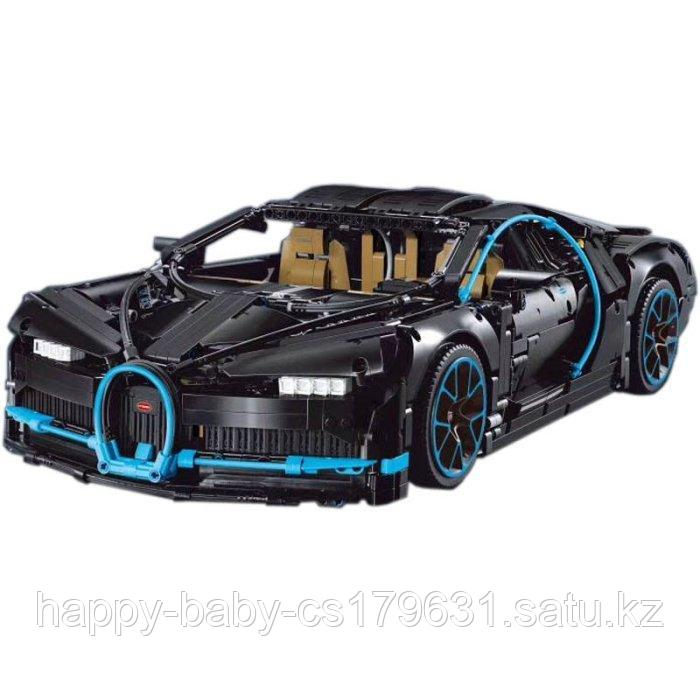 Конструктор Decool Technic Bugatti Chiron 3388 ( 3786деталей)