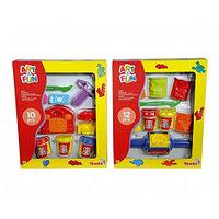 Набор для детского творчества Simba Набор пластилина с формочками 6320187 (2 вида)