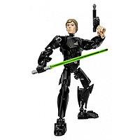 Конструктор Decool Звездные войны Люк Скайуокер (82 элем.) (9014)