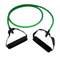 Эспандер трубчатый с ручками Bradex нагрузка до 11 кг SF 0234 green