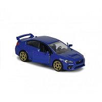 Машинки Majorette Premium с открывающимися элементами 212053052 subaru wrx sti blue