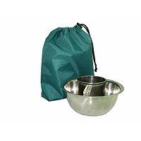 Комплект посуды Турлан Кружка и миска в чехле