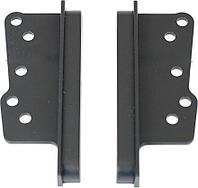 Переходные рамки для Toyota (расширительны ушки) черные для магнитол 178*102
