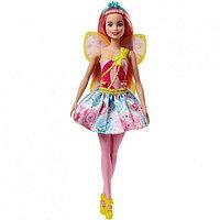Кукла Barbie Дримтопия Волшебная фея, 29 см, FJC88