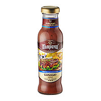 Paprichi Barbeque Sauce. Папричи соус Барбекю, 320 мл