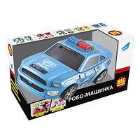 Трансформер Maya Toys Робо-машинка D622-H044A