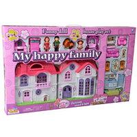 Игровой набор Дом для кукол Hyl 8032