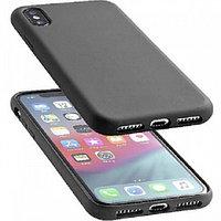 Чехол Cellularline для IPhone XS Max SENSATIONIPHX65K black