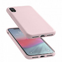 Чехол Cellularline для IPhone XS Max SENSATIONIPHX65P pink
