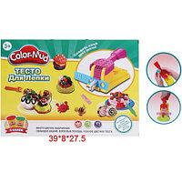 Набор для детского творчества Ausini Тесто для лепки 6615