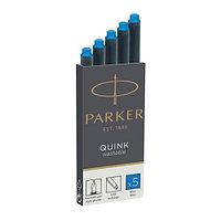 Картридж с чернилами для перьевой ручки Parker 5 шт 1950383 blue