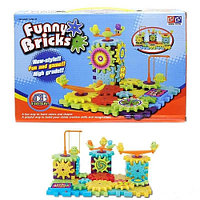 Конструктор Bricks 2808 Веселые шестеренки
