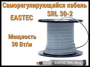Саморегулирующийся нагревательный кабель EASTEC SRL 30-2 (Мощность 30 Вт/м, без оплетки)