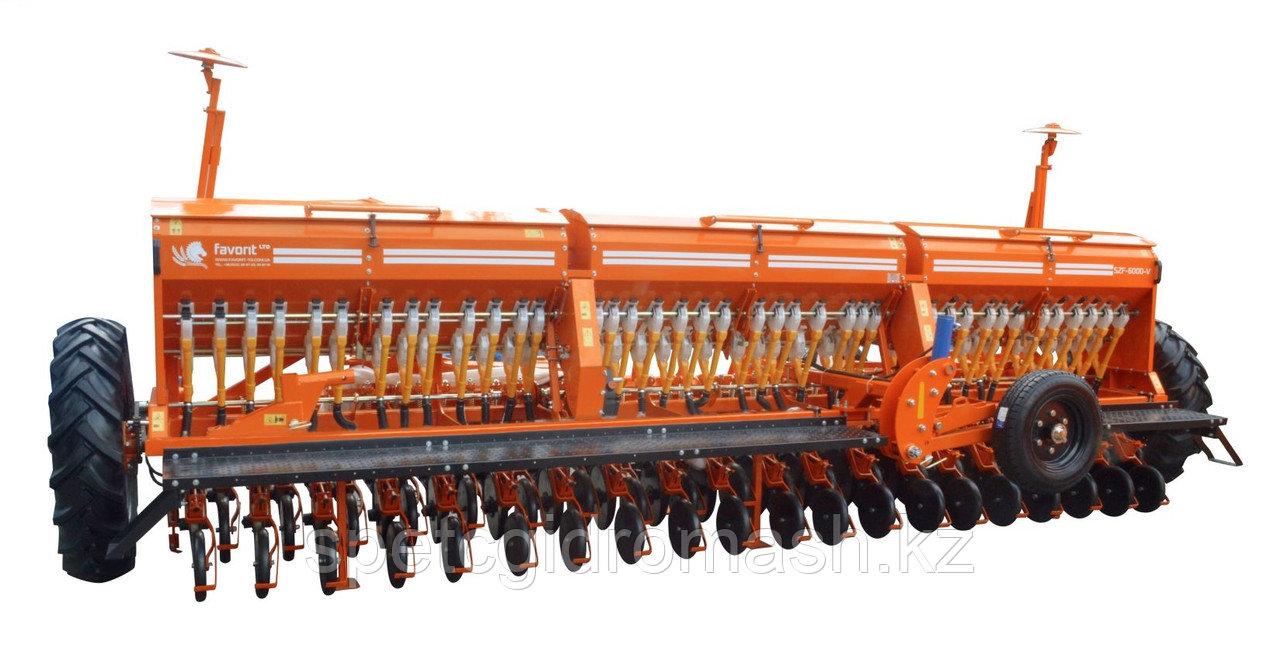 Сеялка зерновая СЗФ-6000-06V (вариаторная)  пр-во Фаворит, Украина, Кропивницкий
