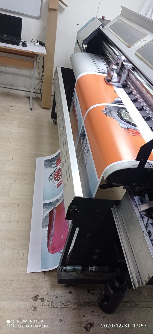 Печать на пленке(самоклеющем виниле) - фото 4