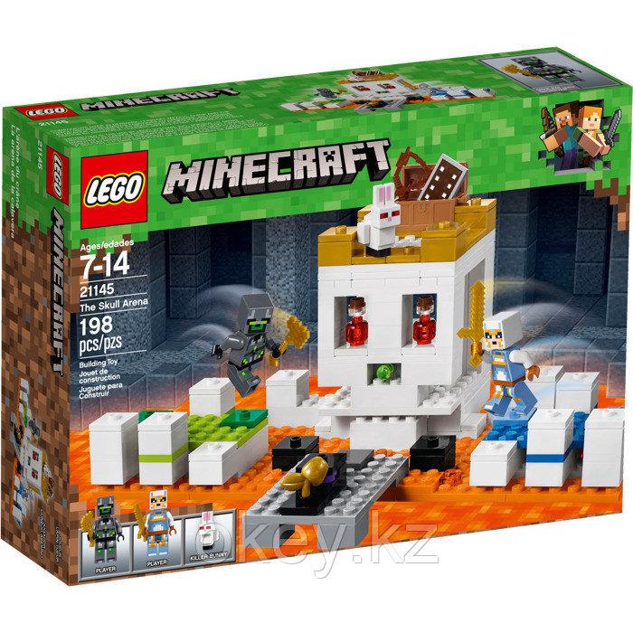 LEGO Minecraft: Арена-череп 21145