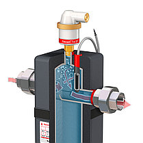Гидравлические стрелки Flamco FlexBalance EcoPlus C 1 1⁄4 \ DN 32, фото 2