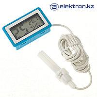 Электронный гигрометр термометр с выносным датчиком 1,5 метракупить Нур-Султан,Астана