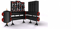 Многофункциональная Гидравлические стрелки meibes MeiFlow L BG 700 KW (HZW 100\6), фото 2