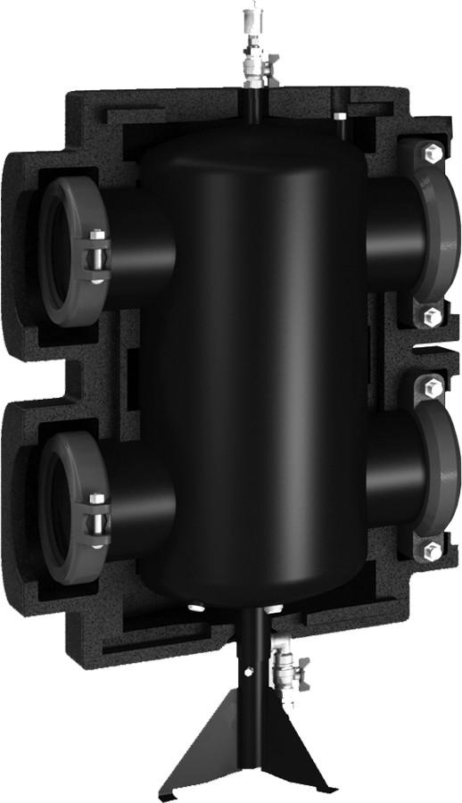 Многофункциональная Гидравлические стрелки meibes MeiFlow L BG 1150 KW (HZW 150\6)