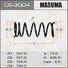 Пружины усиленные задние пара Delica виток 17 мм, фото 2