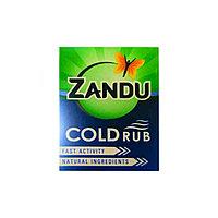 Бальзам Занду Колд раб,25 мл, Эмами, при заболеваниях опорно-двигательного аппарата, простуде