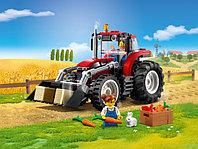 LEGO City 60287 Трактор, конструктор ЛЕГО