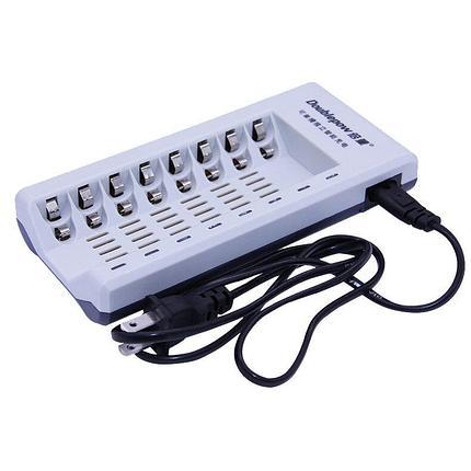 Зарядное устройство DOUBLE K 18 pow на 8 слотов, фото 2